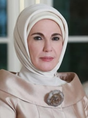 Photo of Emine Erdoğan