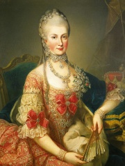 Photo of Maria Christina, Duchess of Teschen