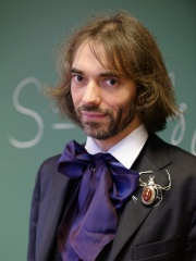 Photo of Cédric Villani