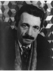 Photo of Thomas Hart Benton