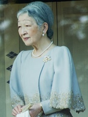 Photo of Empress Michiko