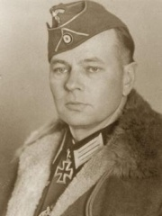 Photo of Helmuth von Pannwitz