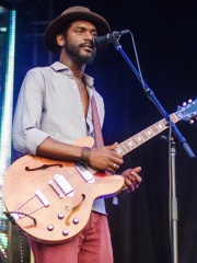 Photo of Gary Clark Jr.