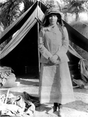 Photo of Gertrude Bell
