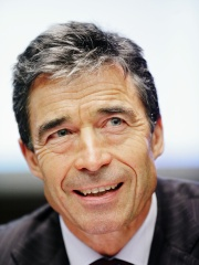 Photo of Anders Fogh Rasmussen
