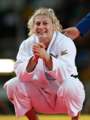 Photo of Kayla Harrison
