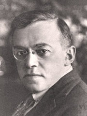 Photo of Ze'ev Jabotinsky