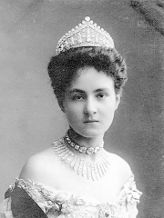 Photo of Princess Caroline Reuss of Greiz