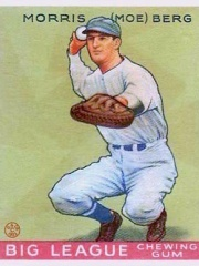 Photo of Moe Berg