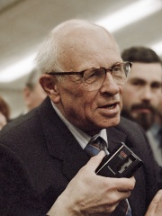 Photo of Andrei Sakharov