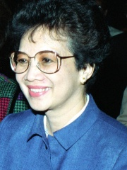 Photo of Corazon Aquino