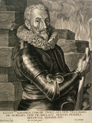 Photo of Johann Tserclaes, Count of Tilly