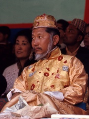 Photo of Palden Thondup Namgyal