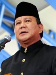 Photo of Prabowo Subianto