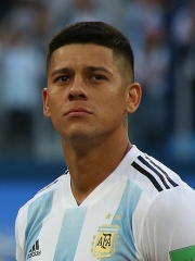 Photo of Marcos Rojo