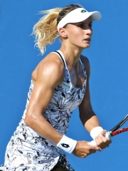 Photo of Lesia Tsurenko