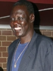 Photo of Manute Bol
