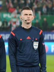 Photo of Michael Oliver