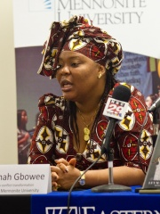 Photo of Leymah Gbowee