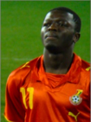 Photo of Sulley Muntari