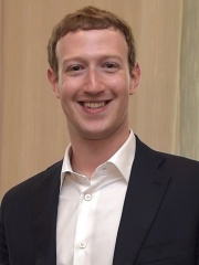 Photo of Mark Zuckerberg