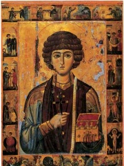 Photo of Saint Pantaleon