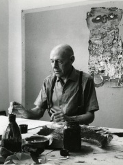 Photo of Jean Dubuffet
