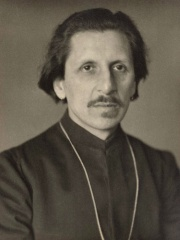 Photo of Ananda Coomaraswamy