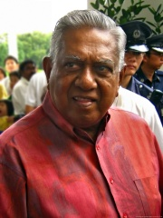 Photo of S. R. Nathan