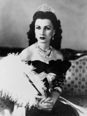 Photo of Fawzia Fuad of Egypt