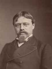 Photo of Lawrence Alma-Tadema