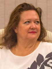 Photo of Gina Rinehart