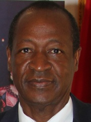 Photo of Blaise Compaoré