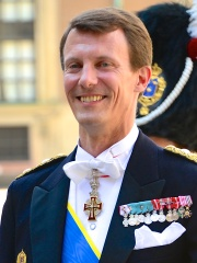 Photo of Prince Joachim of Denmark