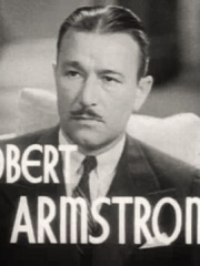 Photo of Robert Armstrong