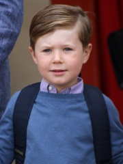 Photo of Prince Christian of Denmark