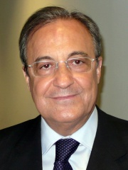 Photo of Florentino Pérez