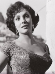 Photo of Gina Lollobrigida