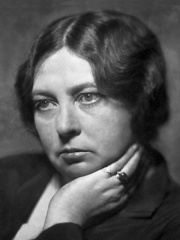 Photo of Sigrid Undset