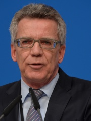 Photo of Thomas de Maizière
