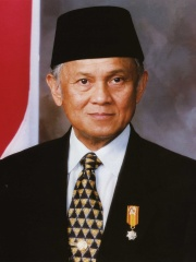 Photo of B. J. Habibie
