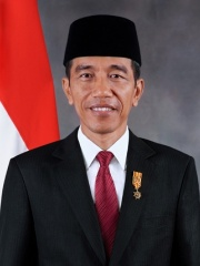 Photo of Joko Widodo