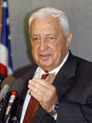 Photo of Ariel Sharon