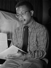 Photo of Billy Strayhorn