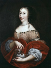 Photo of Henrietta of England