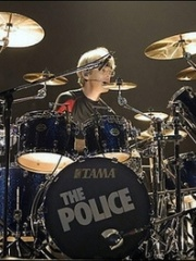Photo of Stewart Copeland