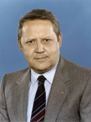 Photo of Günter Schabowski