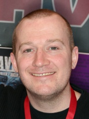 Photo of Garth Ennis