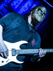 Photo of Mick Thomson
