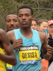 Photo of Lelisa Desisa